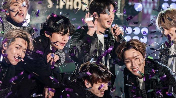 Fandom BTS Hampir Diberi Nama 'Bell' tapi Tak Jadi, Sang Leader RM Bersyukur: 'ARMY' Jauh Lebih Baik