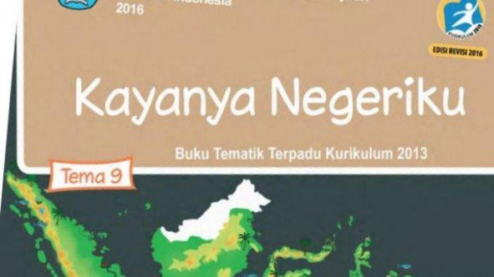 Kunci Jawaban Halaman 116 dan 118 Tema 9 Kelas 4 SD Buku Tematik: Ketersediaan Air Bersih