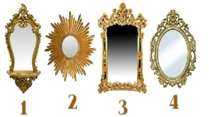 Tes Kepribadian: Mana Cermin Favoritmu? Ungkap Pesan yang Memandumu dalam Jalan Kehidupan