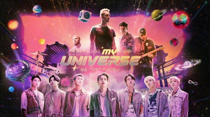 Lirik & Chord Gitar My Universe - Coldplay ft BTS: You, You Are My Universe