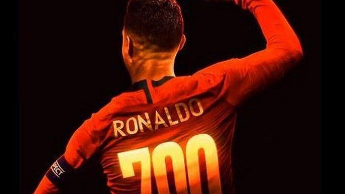 Sambut 2020, Ini 5 Rekor yang Bisa Dipecahkan Cristiano Ronaldo