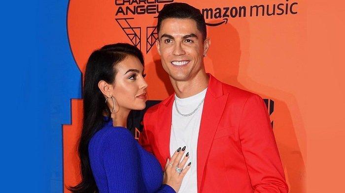 Ulang Tahun ke-35, Cristiano Ronaldo Dapat Hadiah Mobil Mewah Rp 10 Miliar dari Georgina