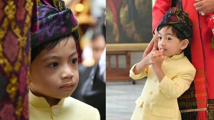 Begini 7 Pesona Foto-foto Cucu Para Presiden Indonesia, dari Soekarno, Soeharto hingga Jokowi