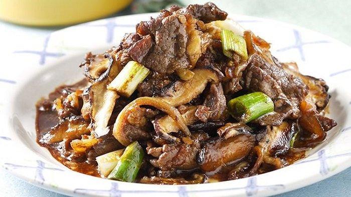Bosan dengan Olahan Daging Itu-itu Saja saat Idul Adha? Coba Resep 'Daging Tumis Kecap Jamur'