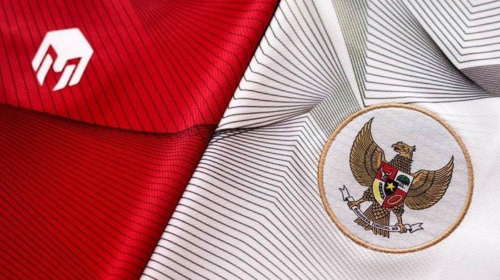 Ini Penampakan Desain Jersey Latihan Timnas Indonesia dari MILLS Sports