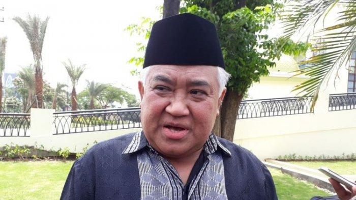 Mahfud MD Tegaskan Din Syamsuddin Tidak akan Diproses Hukum: Pemerintah Senang dengan Orang Kritis