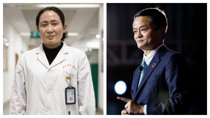 Selain Jack Ma, Ini 5 Pengkritik Pemerintah yang Dibungkam China, Ada Li Wenliang hingga Ai Fen