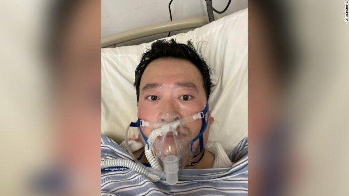 Tiba-tiba Jadi Pendiam, Dokter di Wuhan Ini Ternyata Terinfeksi Virus Corona dan Diburu Polisi