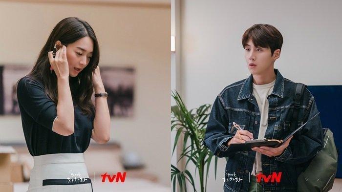 Preview Drama Hometown Cha-Cha-Cha Episode 2, Yoon Hye Jin dan Hong Doo Shik Semakin Dekat