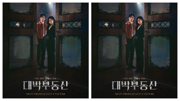 Daftar 5 Drama Korea Tayang April 2021, Taxi Driver hingga Sell Your Haunted House