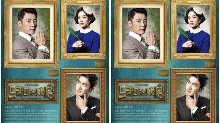 Sinopsis Drakor The King of Dramas Episode 7: Dua Peristiwa Besar Ancam Produksi Drama Anthony