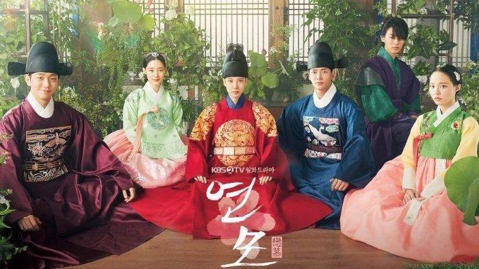9 Drama Korea Terbaru Tayang Oktober 2021: The Kings Affection, Chimera hingga My Name