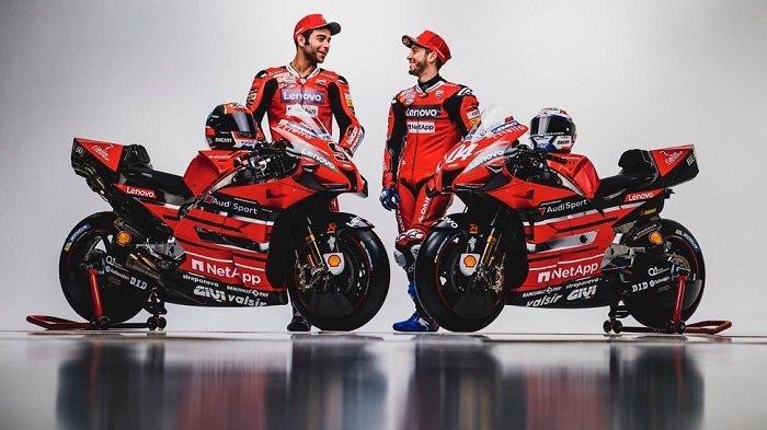 Ducati Siap Bersaing di MotoGP 2020, Sebut Marc Marquez Sebagai Kandidat Terkuat