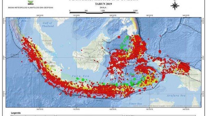 Sesar Lembang di Jawa Barat Masih Aktif, Daryono BMKG: Tak Seorang pun Tahu Kapan Gempa Kuat Terjadi