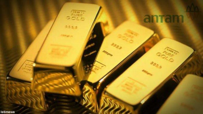 Naik Rp 4.000, Harga Emas Antam Ada di Level Rp 969 Ribu per Gram pada Sabtu 2 Januari 2021