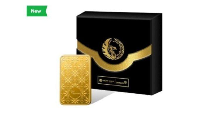 EmasBatik Truntum hingga Sekar Jagad, Ini Harga dan Spesifikasi Emas Antam Seri Batik Terbaru