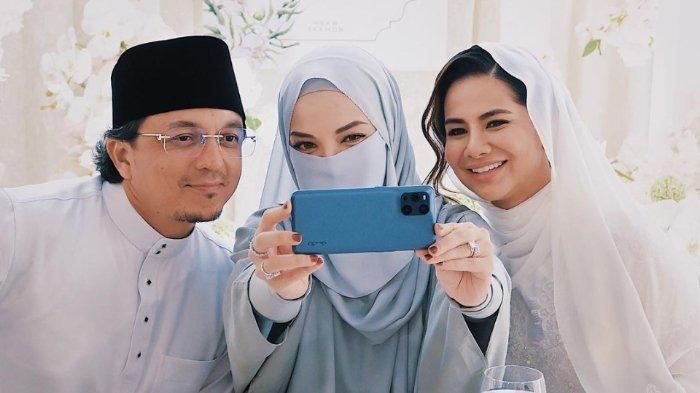 5 Fakta Noor Nabila Artis Asal Malaysia, Istri Baru Engku Emran Mantan Suami Laudya Cynthia Bella
