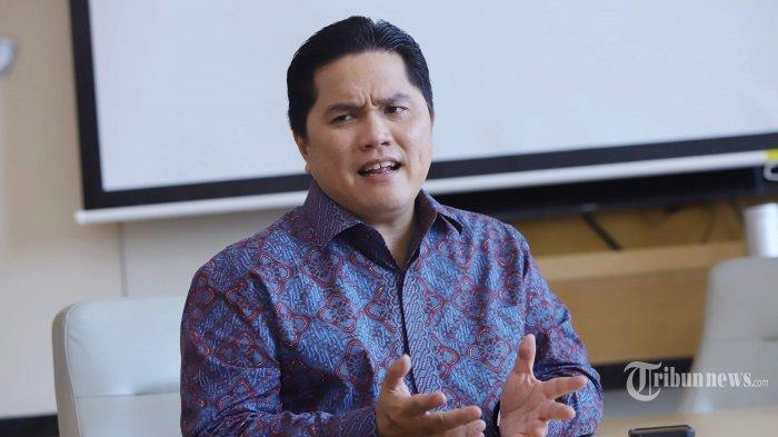 Erick Thohir Berencana Gabungkan Bulog dengan PTPN dan RNI, Akibat Tingginya Harga Gula di Pasar?
