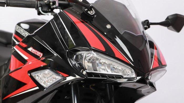 Gabungkan Desain Kawasaki Ninja dan Yamaha R25, Inilah Yamasaki RE Motor Buatan China