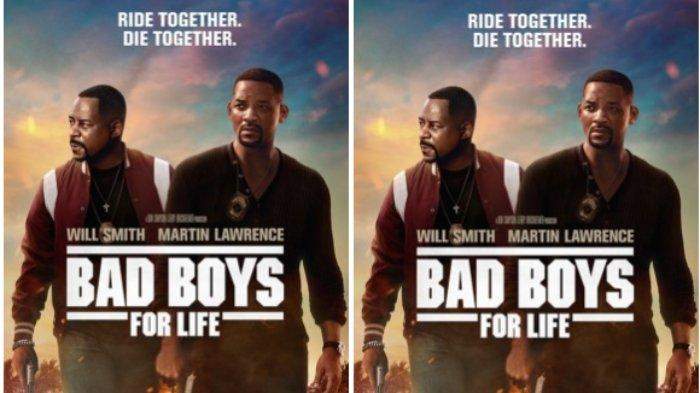 Jadwal Film Bioskop XXI Ternate Jumat 17 Januari 2020, Film Bad Boys for Life Tayang Perdana