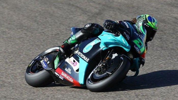 MotoGP Teruel 2020: Franco Morbidelli Juara, Berhasil Ungguli Capaian Gurunya, Valentino Rossi
