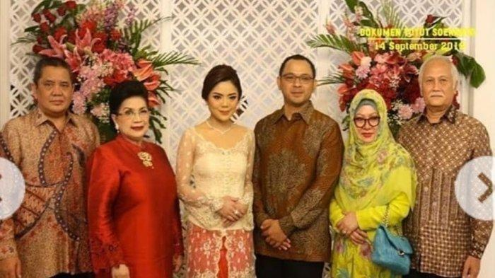 Dilamar Keluarga Cendana, Ini Sosok Gadis Makassar, Raiyah Chitra Caesaria, Calon Menantu Mbak Tutut