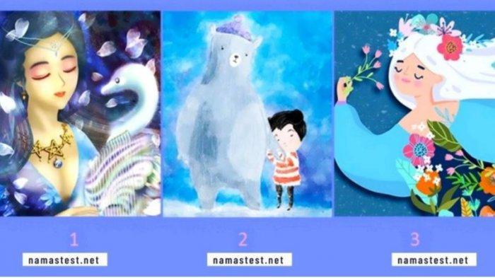 Tes Kepribadian: Gambar Favorit yang Kamu Pilih Ungkap Apa yang Menantimu di Februari 2021