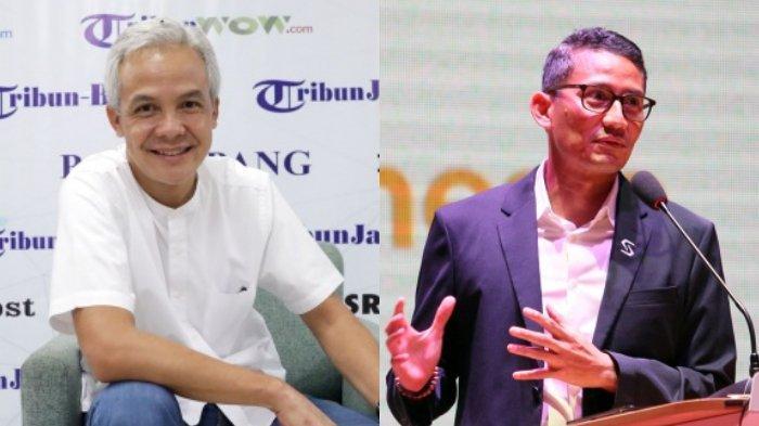 Relawan Jokowi Sebut Ganjar-Sandiaga Bisa Jadi Duet Maut di Pilpres 2024, Apa Keunggulannya?