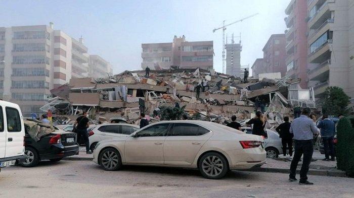 Terus Bertambah, Korban Tewas dalam Gempa Turki Jadi 24 Orang, 804 Luka-luka