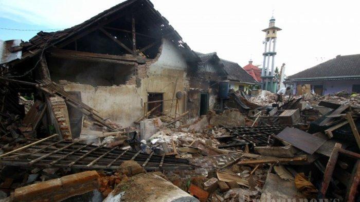 BMKG: 807 Gempa Tektonik Terjadi di Indonesia Sepanjang April 2021, Berikut Wilayah Zona Gempa Aktif