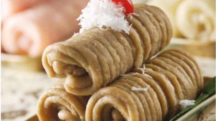 Resep Buka Puasa Praktis Sajian Kue Tradisional, Getuk Lindri Klasik dan Lapis Beras Cokelat Talas