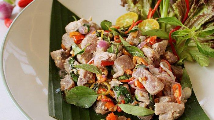 Gohu Ikan Kuliner Khas Ternate yang Dijuluki sebagai Sashimi Ternate, Cocok untuk Menu Buka Puasa
