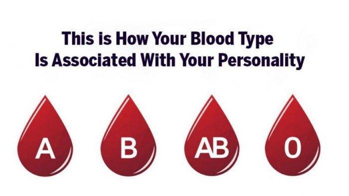 Tes Kepribadian: Inilah Bagaimana Golongan Darah Dapat Dikaitkan Dengan Kepribadian Kamu