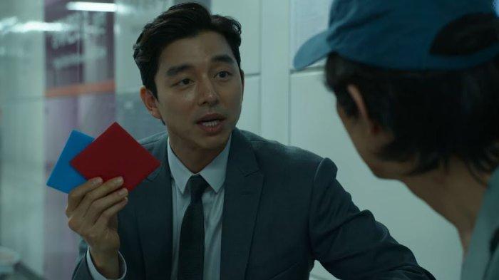 Bukan Hal Rumit, Sutradara Jelaskan Misteri Tokoh 'Salesman' yang Diperankan Gong Yoo di Squid Game