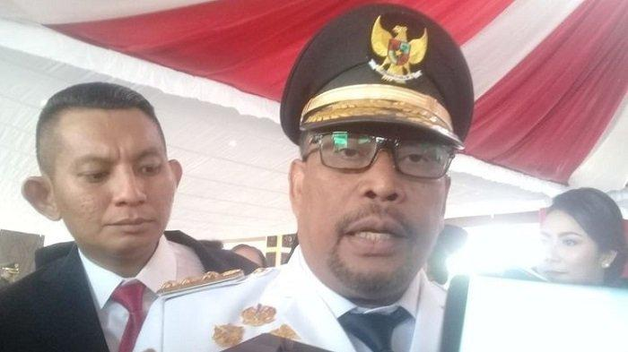 Kantor Gubernur Maluku Kembali Disterilkan Akibat Hasil Positif Tes Swab Massal Pegawai Terbanyak