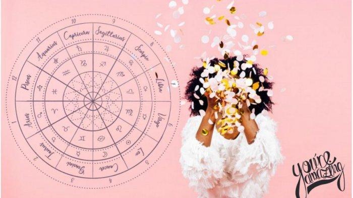 ILUSTRASI 12 zodiak.