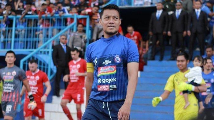 Resmi Hengkang dari Arema FC, Begini Jawaban Hamka Hamzah Soal Masa Depannya