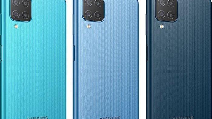 Harga dan Spesifikasi Samsung Galaxy M12, Dibekali Baterai 5000mAh, Dibanderol Mulai Rp 1,8 Jutaan