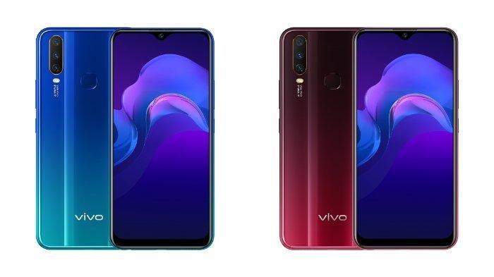 Rekomendasi HP Vivo Murah Harga 1 Jutaan Akhir Oktober 2020: Vivo Y91C hingga Vivo Y12