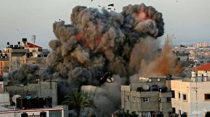 Gaza Terus Digempur Israel, Lebih dari 200 Orang Tewas dalam Waktu Sepekan