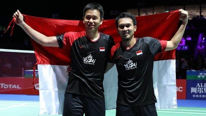 Denmark Open 2019: Hadapi Marcus/Kevin, Ahsan/Hendra Mungkin Akan Coba Strategi Baru