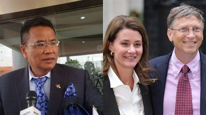 Hotman Paris Puji Bill Gates yang Akan Bercerai, Ungkit soal Kejujuran dan Fitnah