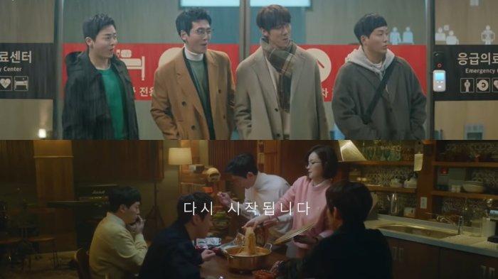 Teaser ke-2 drama Korea Hospital Playlist 2