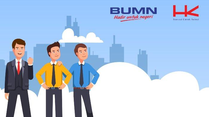 Lowongan Kerja BUMN PT Hutama Karya, Posisi Administrasi Kontrak, Dibuka hingga 21 September 2021