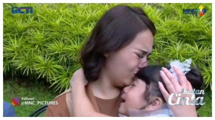 Sinopsis Ikatan Cinta Malam Ini, 13 Februari 2021, Reyna Menangis: Mama Jangan Tinggalin Aku