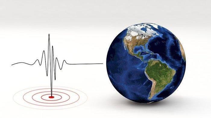 BMKG Maluku Catat Gempa Bumi M 3.3 Guncang Ambon, Jumat (04/10/2019) Sore