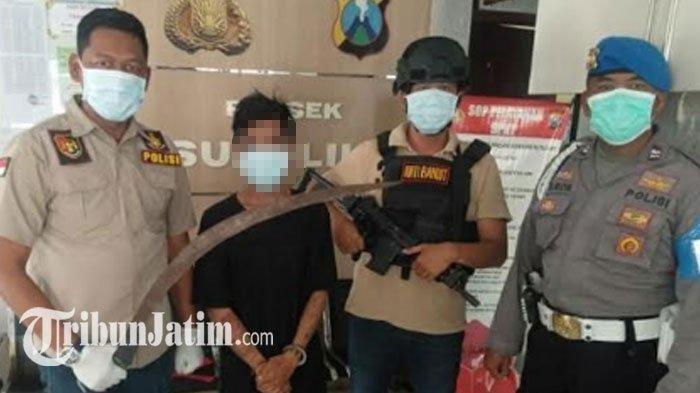 Dikira Anggota Gengster, Pemuda di Surabaya Pingsan Dikejut Listrik, Polisi Bantah Salah Tangkap