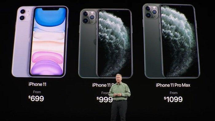 10 Smartphone Terlaris pada Kuartal III-2020: iPhone 11 Teratas, Samsung Galaxy A21s Posisi Ketiga
