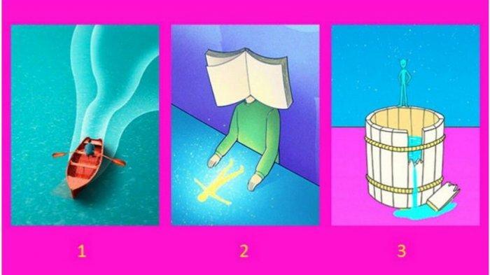 Tes Kepribadian: Pilih sebuah Ilustrasi dan Biarkan Ini Mengungkap Rahasia Keinginan Jiwa Kamu