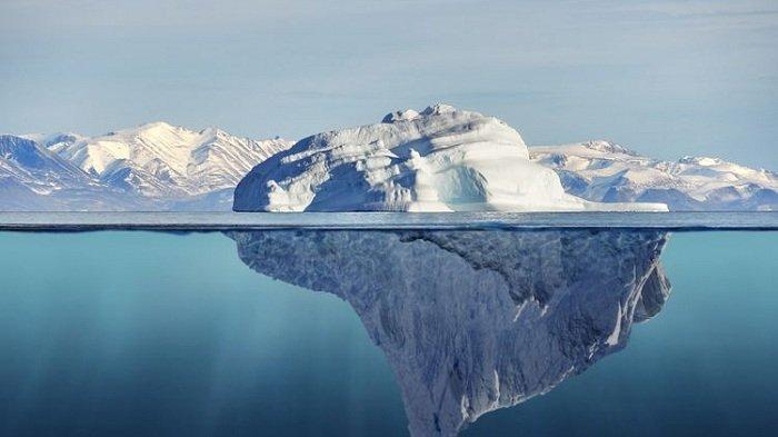 Gara-gara Perubahan Iklim, Es di Bumi Mencair Lebih Cepat Dibandingkan Tahun 1990